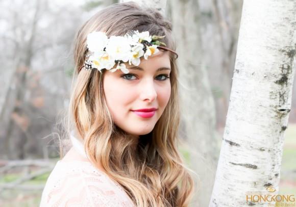 5 bước giúp cô dâu có đôi môi ưng ý