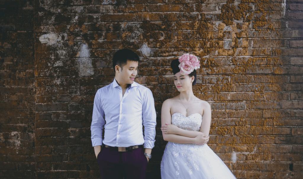 Chụp ảnh cưới ở Phố cổ Hà Nội