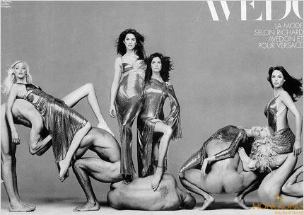 Chụp ảnh thời trang thương hiệu Versace