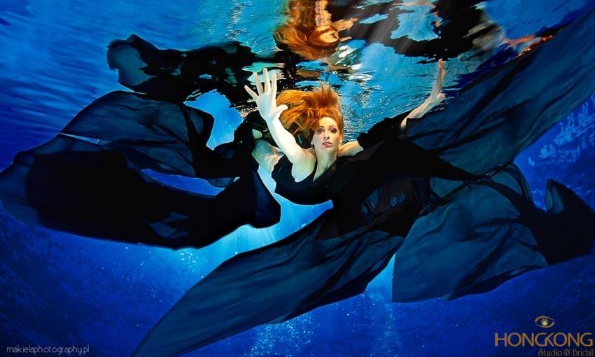 lời khuyên hữu ích để chụp ảnh thời trang đẹp dưới nước