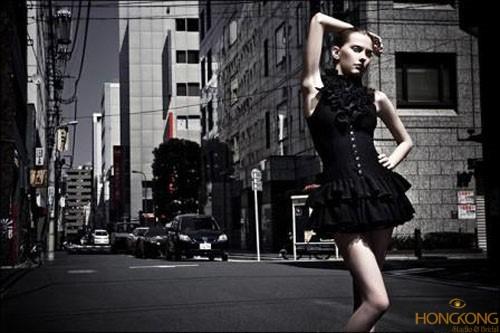 chụp ảnh thời trang phong cách đường phố