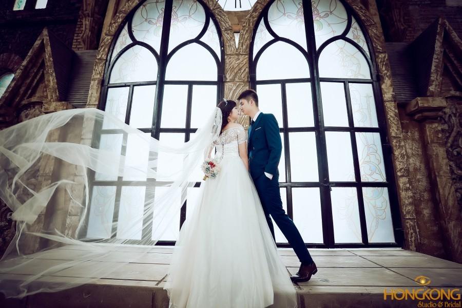 quay phim đám cưới