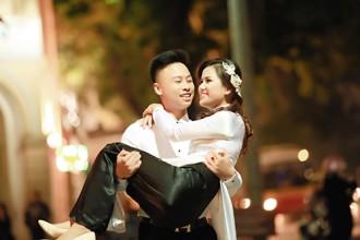 chụp ảnh cưới tuần trăng mật