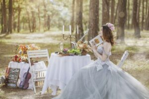 váy cưới Sài Gòn